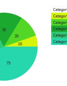 also pie charts vector stencils library rh conceptdraw