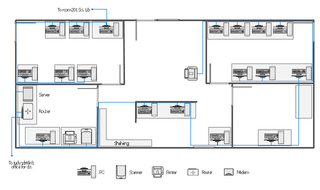 ethernet cable layout  network layout floor plans  network
