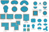 Design elements - Ponds and Fountains | Building Design ...