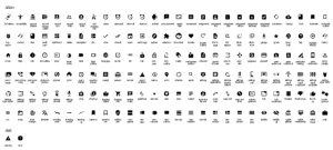 Design elements  Android system icons (munication) | Design elements  Android system icons