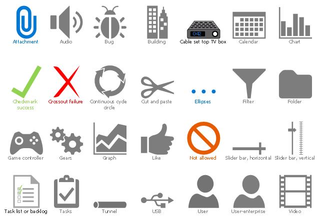 microsoft azure diagram icons