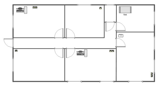 network wiring diagram floor