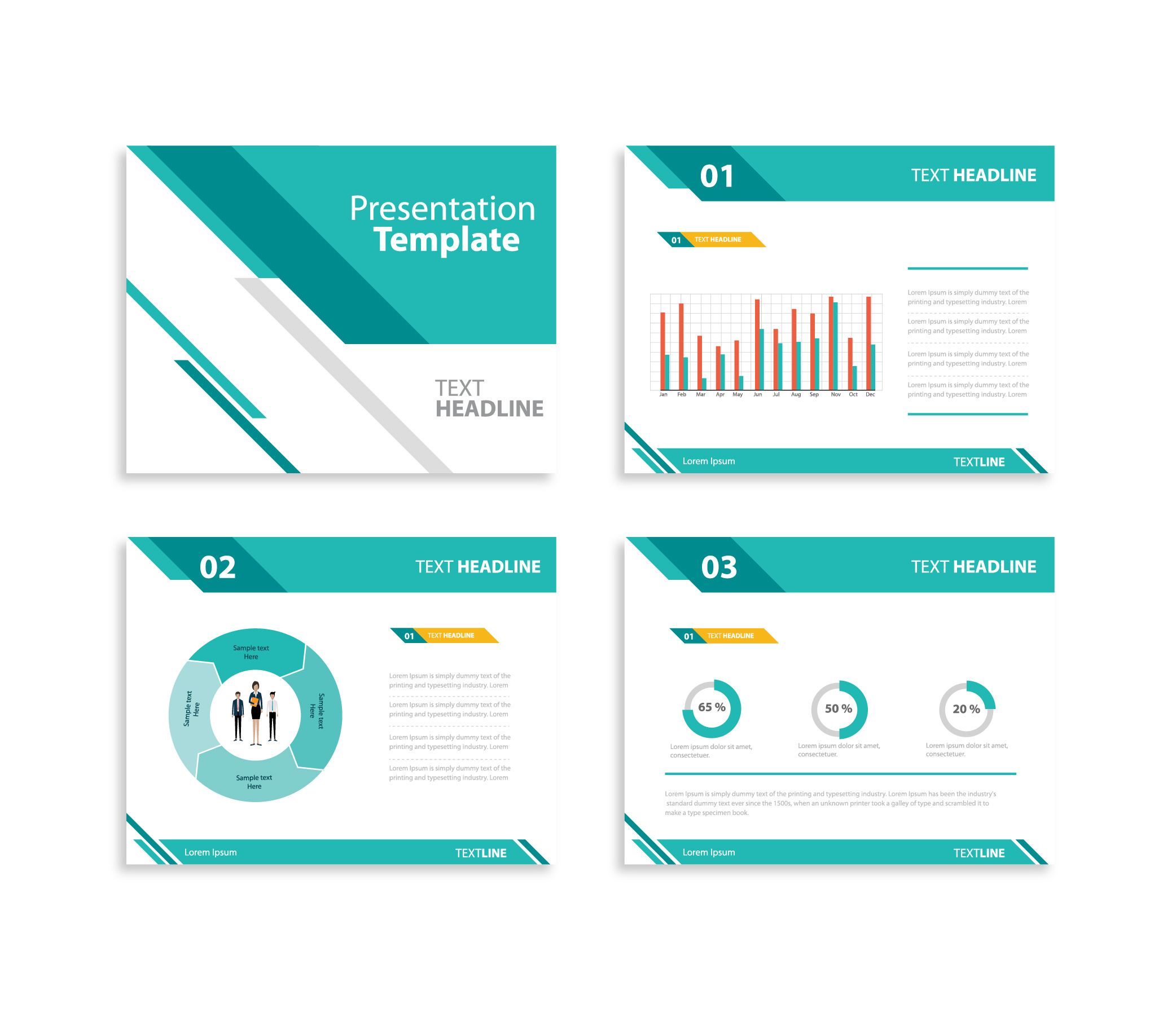 Presentation Template Design | ConceptDrop