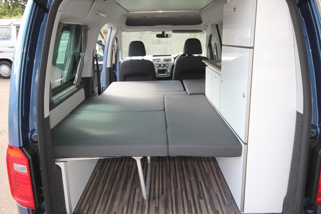 CMC Reimo Caddy Camp Deposit Now Taken  Concept MultiCar  VW and Reimo Campervan