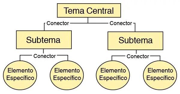 mapa conceptual concepto de