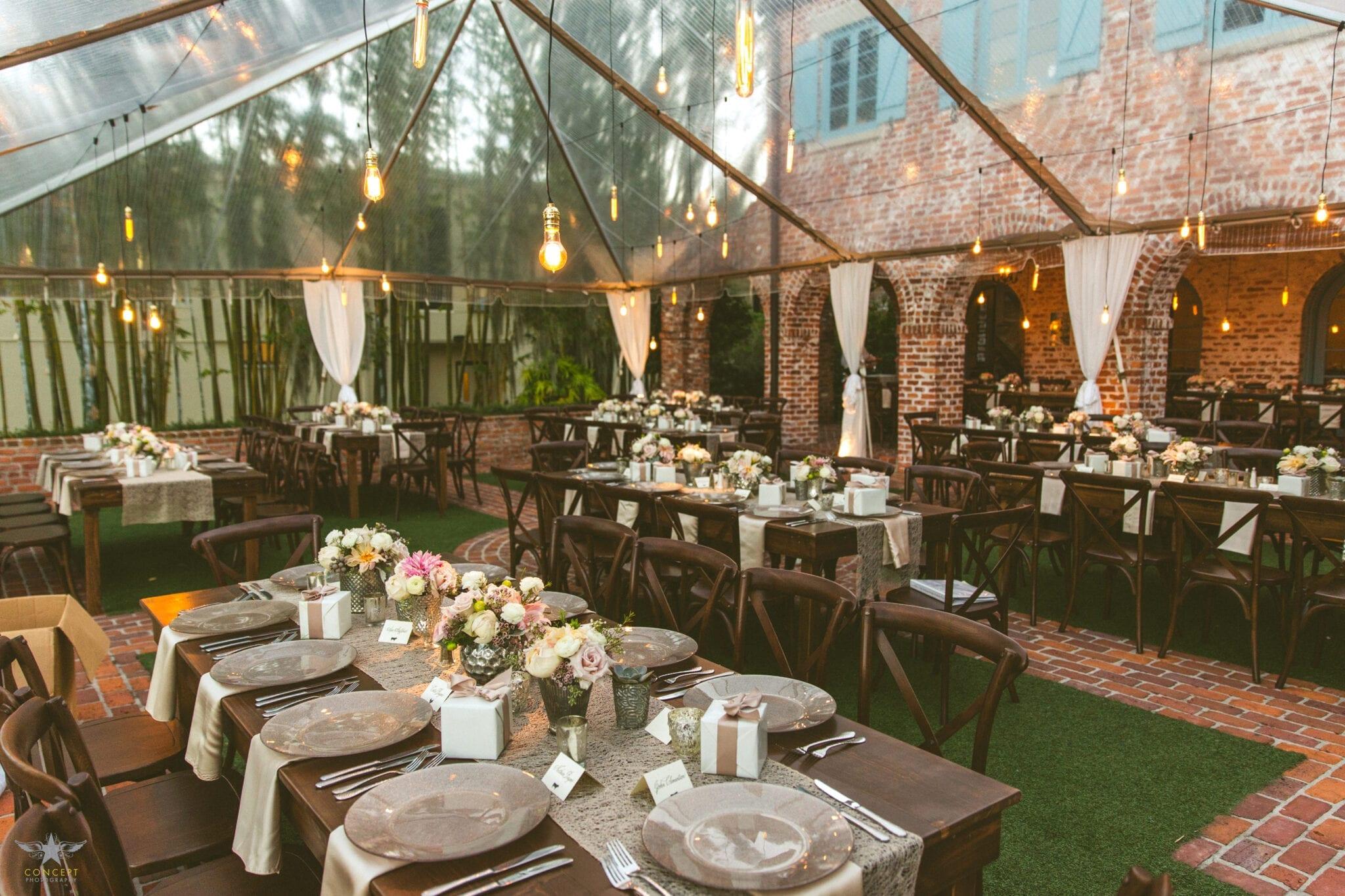 table chair rentals orlando replacement high covers jenni 43 jason gorgeous winter park wedding at casa feliz