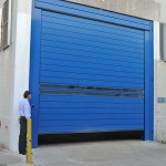 High Speed Roller Shutter Doors