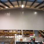 Curtain Partition