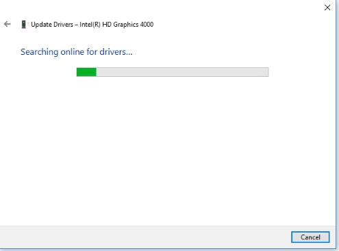 Update Driver Online