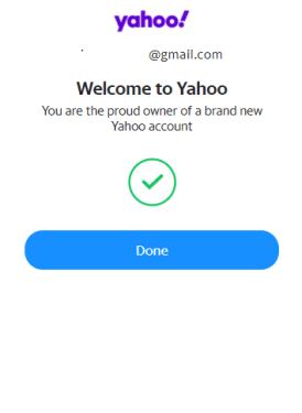 Yahoo done