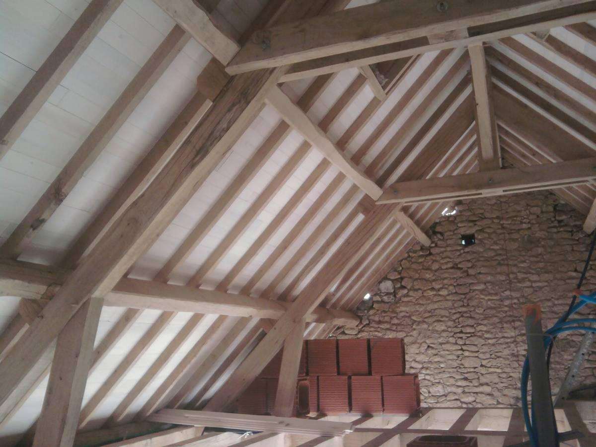 Rnovations  ConceptsBois  charpente et construction en bois