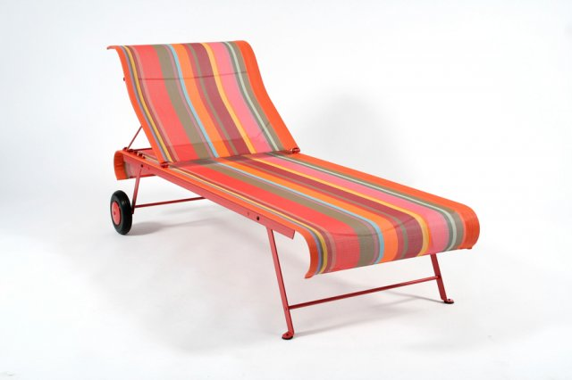 The Collioure Sunlounger from Fermob