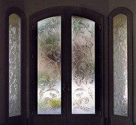 CONCEPTS IN GLASS - Custom Door Inserts, Decorative Glass ...