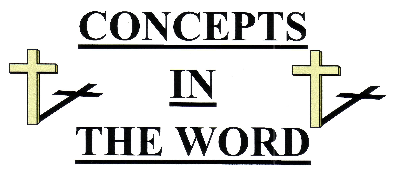 HOME [conceptsintheword.com]