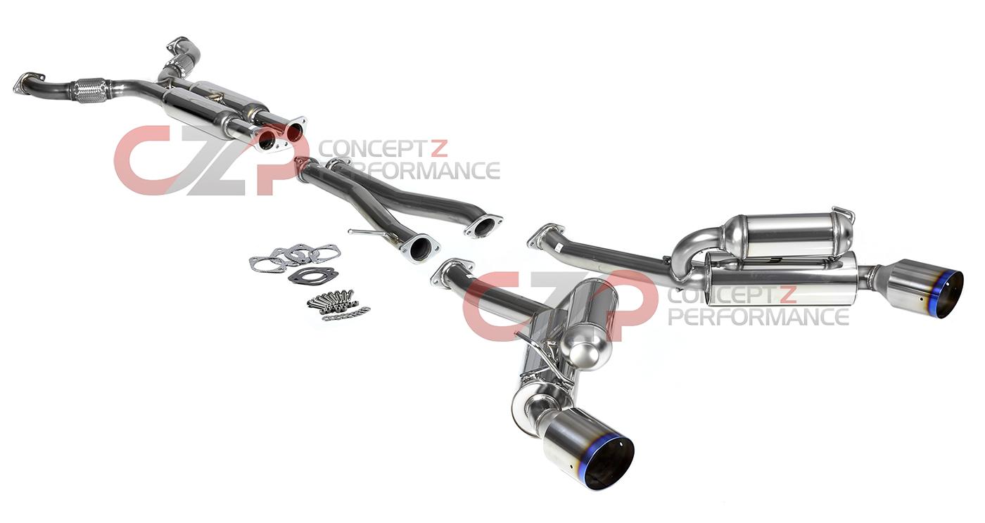 2012 infiniti g37 hks hipower exhaust system