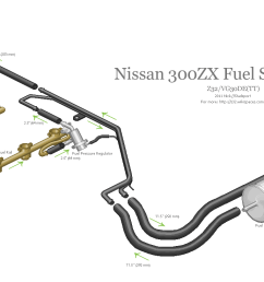 nissan infiniti nissan oem high pressure fuel hose 5 16 8mm 1ft nissan titan fuel system diagram nissan fuel system diagram [ 1305 x 736 Pixel ]