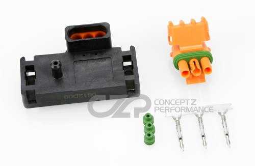 small resolution of haltech ht010104 ecu inputs map sensor gm map sensor 3 bar incl plug pins