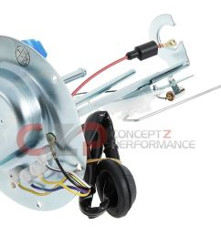 nissan oem fuel tank sending unit sensor nissan 240sx 89 94 s13 [ 1400 x 847 Pixel ]
