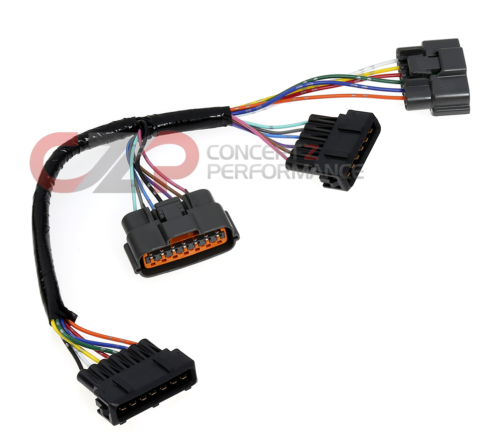 hight resolution of z32 coil pack wire harness 26 wiring diagram images nissan z32 engine cut out z32 engine built