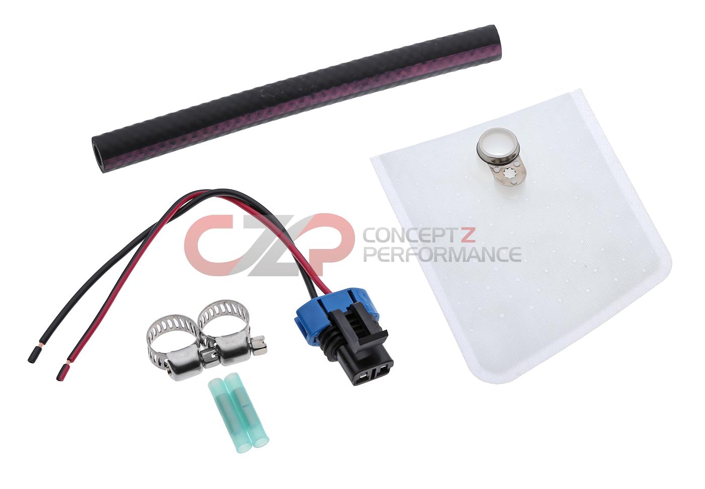 hight resolution of walbro 400 450 485 fuel pump install kit