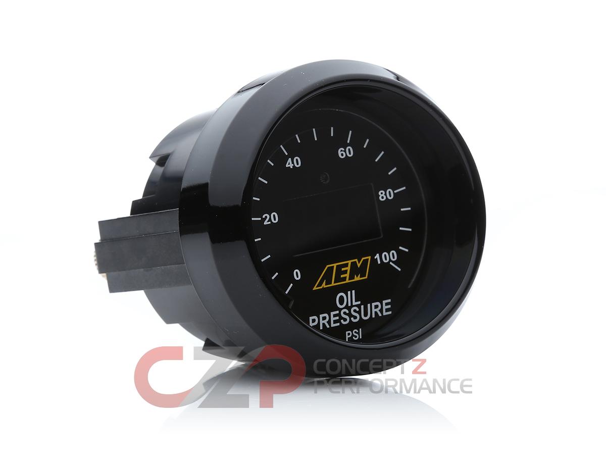 aem oil pressure gauge wiring diagram ddec ii 30 4407 digital 150 psi 52mm