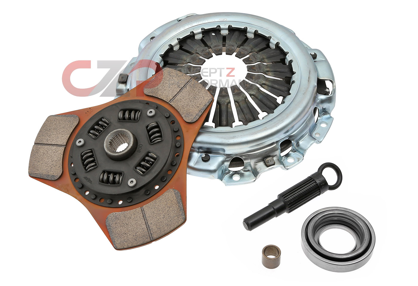 hight resolution of exedy stage 2 cerametallic clutch kit nissan 240sx 89 94 s13 06953a concept z performance