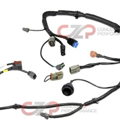 wiring specialties alternator to transmission harness automatic at rh conceptzperformance com nissan 300zx alternator wiring diagram [ 1595 x 1131 Pixel ]