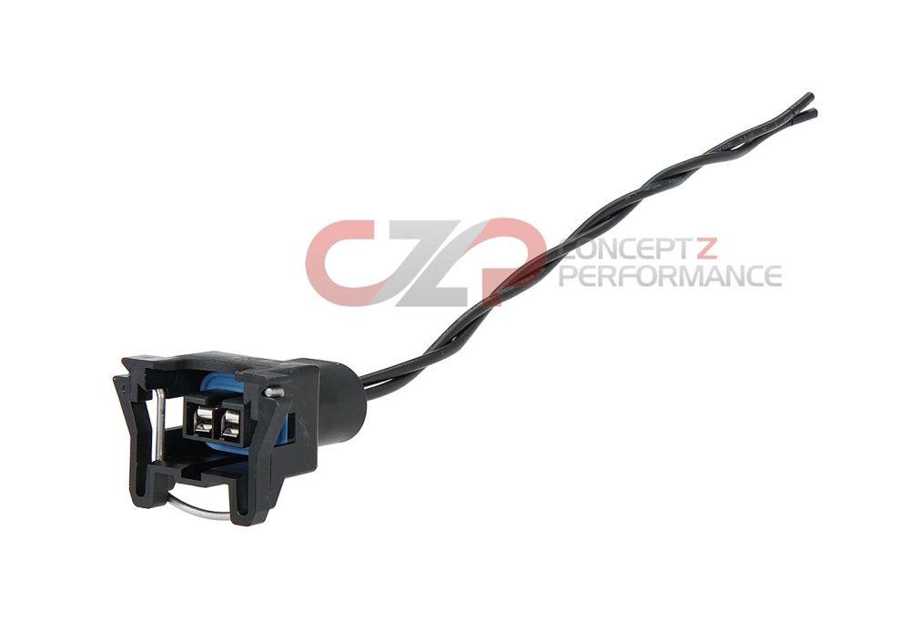 medium resolution of czp knock detonation sensor female connector quick disconnect nissan 300zx z32