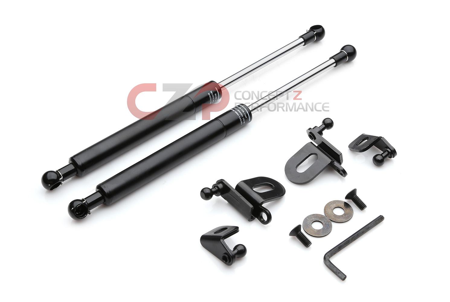 Circuit Sports Ehd Ig35 Tp Hood Damper Strut Kit Non Carbon Series