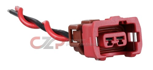 small resolution of czp coolant water temperature sensor 90 95 idle aac iacv plug connector