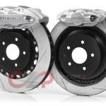 Akebono Front 14 355mm Big Brake Kit Nissan 350z Infiniti G35 41 01 Aki01 Czpbbk Concept Z Performance