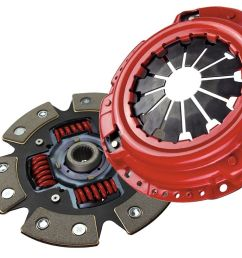 mcleod racing stage 4 supremacy street supreme 6 puck ceramic clutch kit nissan 240sx [ 1080 x 734 Pixel ]