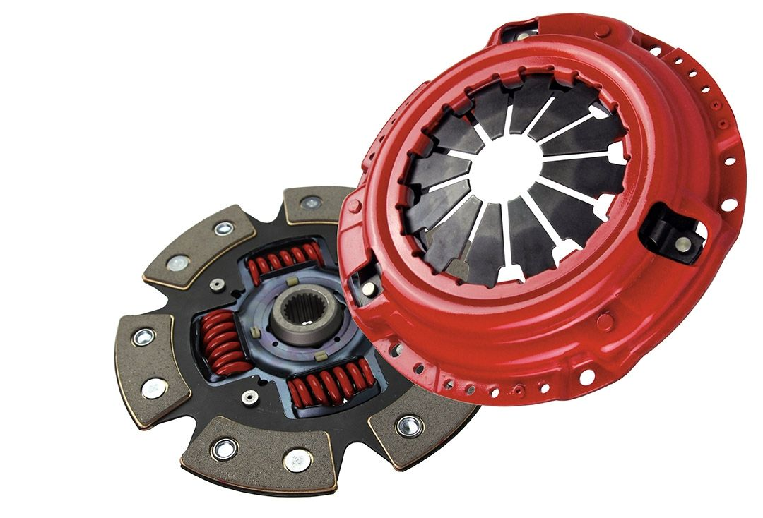 hight resolution of mcleod racing stage 4 supremacy street supreme 6 puck ceramic clutch kit nissan 240sx