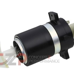 standard oem replacement fuel pump nissan 300zx non turbo 4 seater 2  [ 1200 x 803 Pixel ]