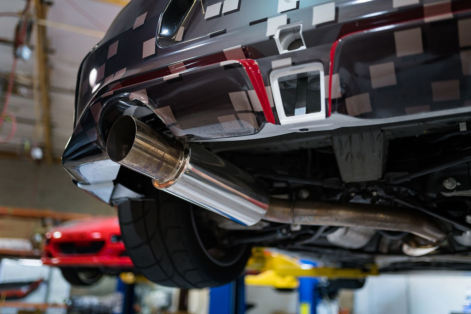 isr performance single exit gt exhaust