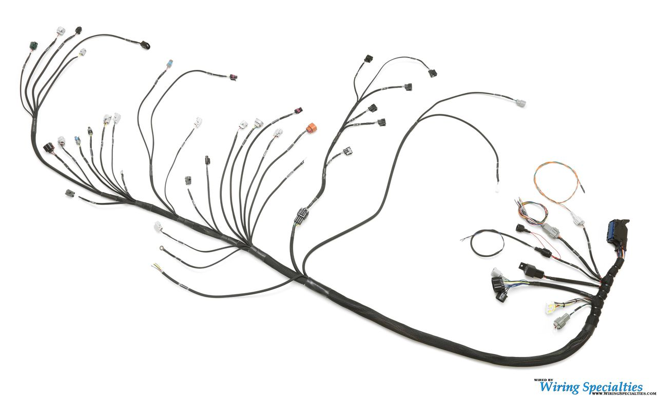 2jz 350z Wiring Harness : 23 Wiring Diagram Images
