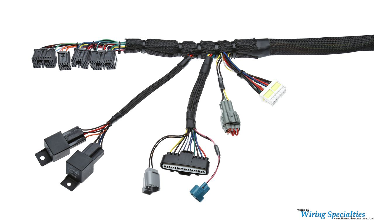 Wiring Specialties 1JZGTE Wiring Harness CANBUS PRO Series VVTI