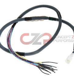 infiniti oem accessory service connector harness for welcome lighting ground illumination infiniti q50 14  [ 1400 x 1117 Pixel ]