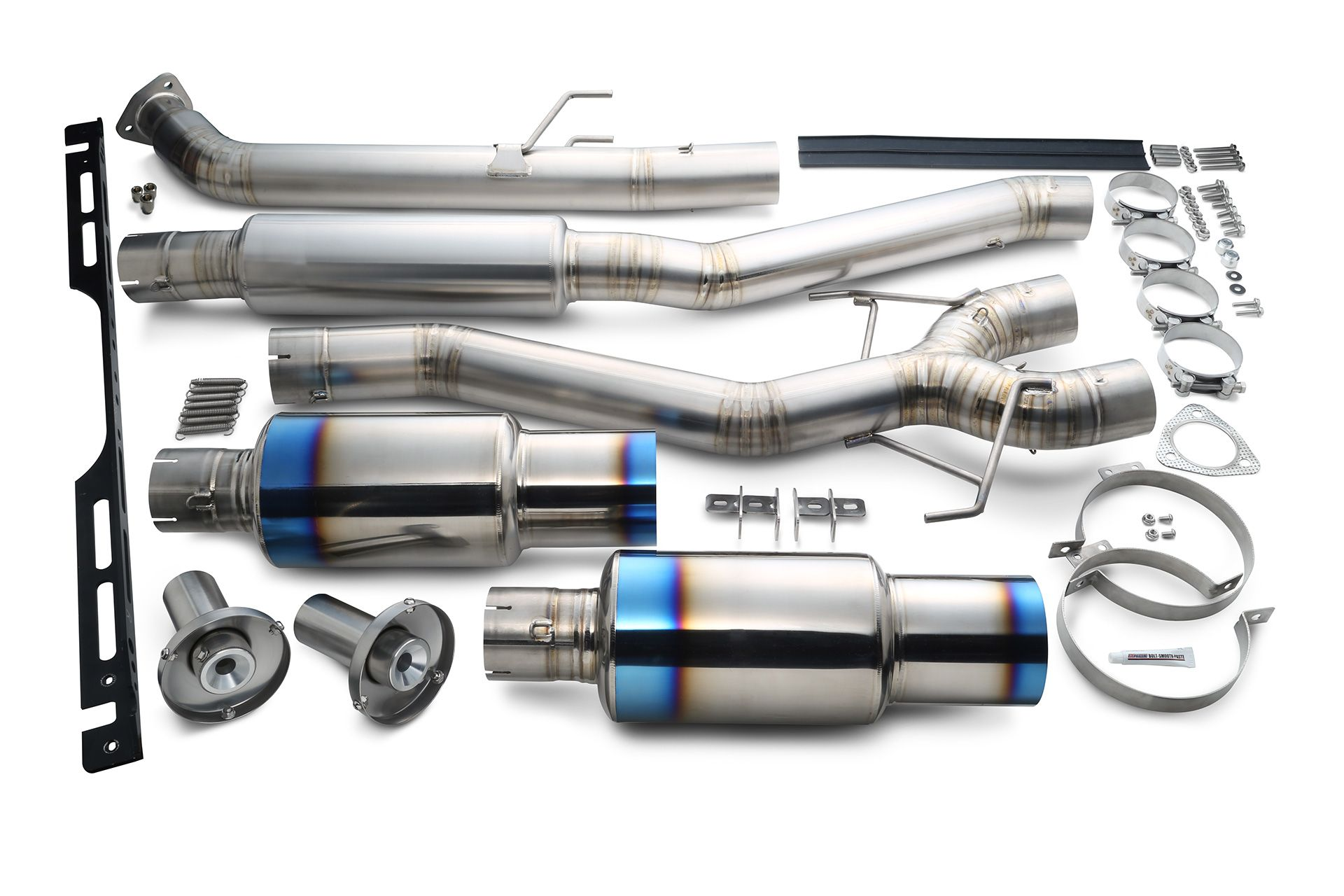 tomei exhaust system concept z