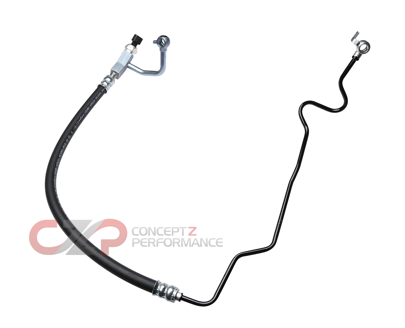 300zx High Pressure Power Steering Hose Replacement