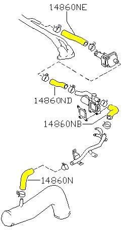 Nissan / Infiniti Nissan OEM 300ZX Air Regulator/AAC Valve