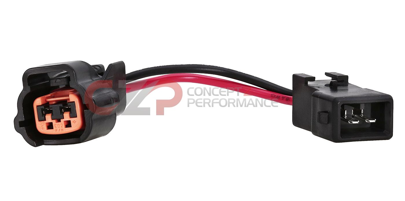 hight resolution of czp early to late style fuel injector connector patch plug and play fuel injector connectors wiring harness fits nissan 300zx 1990