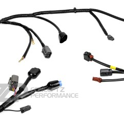wiring specialties alternator to transmission harness mt nissan 1990 nissan 300zx wiring harness [ 1424 x 872 Pixel ]
