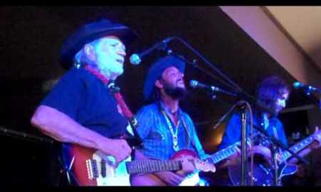 Willie Nelson and Band Of Horses Team Up The Railroad Revival Tour