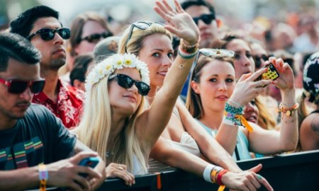 Day 1 of Coachella Festival 2014 with Outkast, Ellie Goulding and more