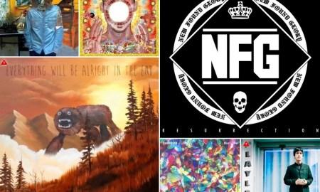 multiple albums