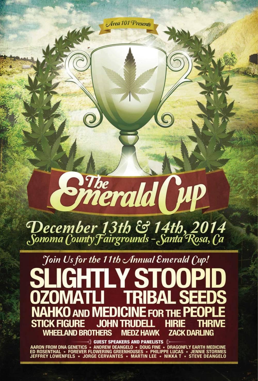 emerald cup festival 2014