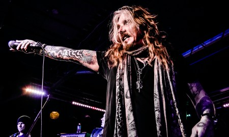 John Corabi at the Rockpile ©Dawn Hamilton