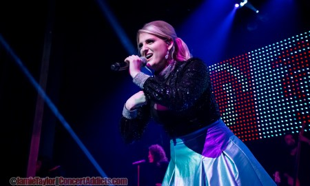 Meghan Trainor @ The Vogue Theatre © Jamie Taylor