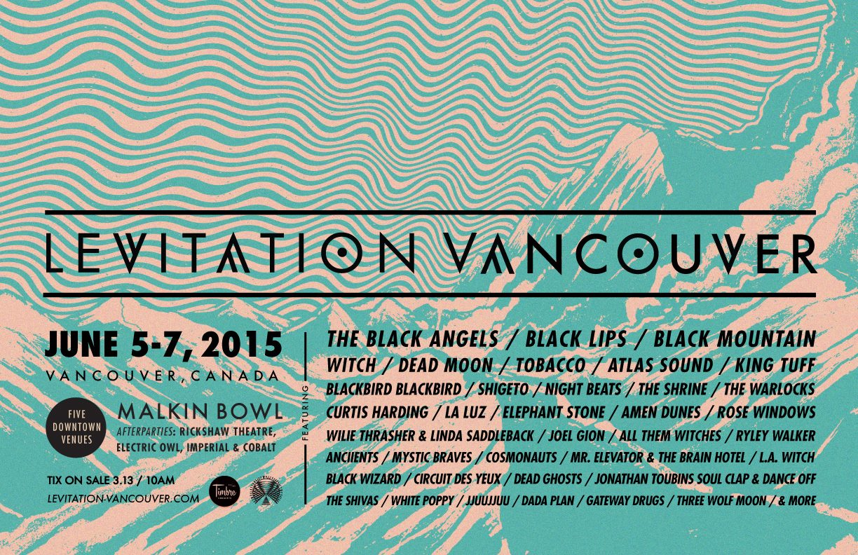 levitation vancouver 2015 lineup